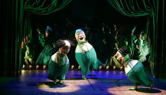 Wicked at Orpheum Theater - Omaha