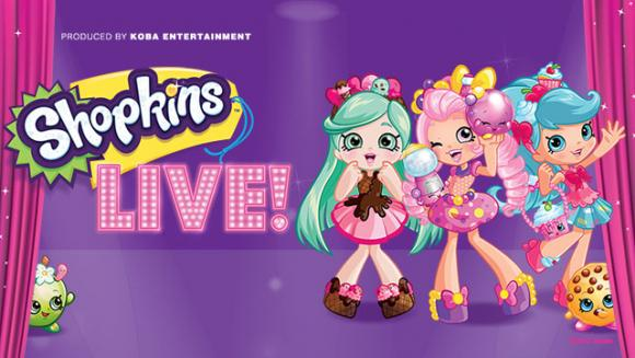 Shopkins Live at Orpheum Theater - Omaha