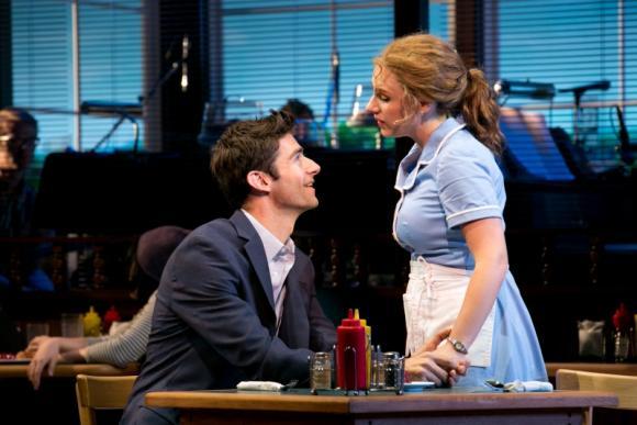 Waitress at Orpheum Theater - Omaha