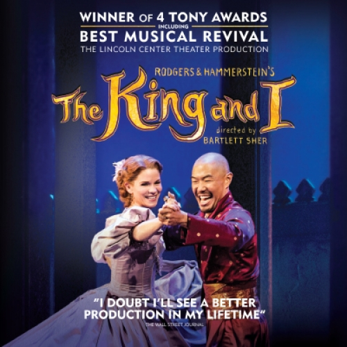 Rodgers & Hammerstein's The King and I at Orpheum Theater - Omaha