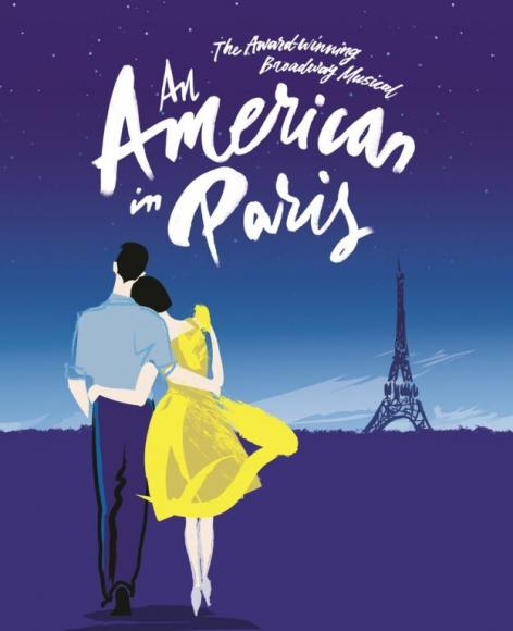 An American in Paris at Orpheum Theater - Omaha