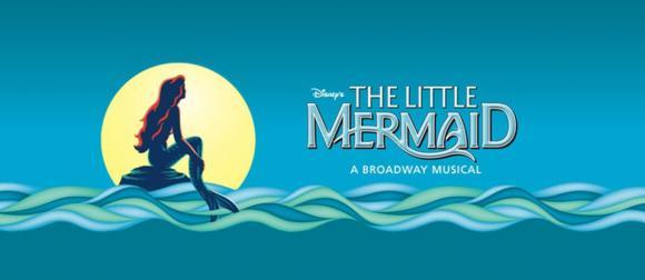 Disney's The Little Mermaid at Orpheum Theater - Omaha