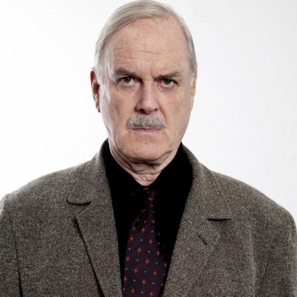 John Cleese at Orpheum Theater - Omaha