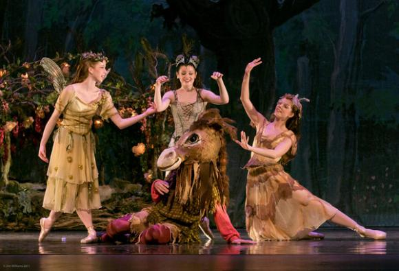 Ballet Nebraska: A Midsummer Night's Dream at Orpheum Theater - Omaha