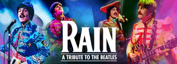 Rain - A Tribute to The Beatles at Orpheum Theater - Omaha
