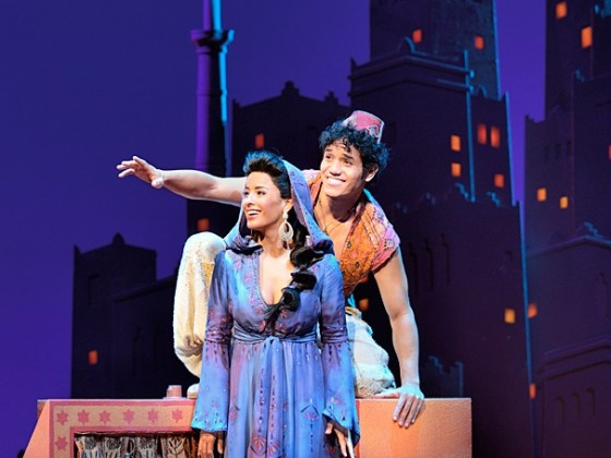 Aladdin at Orpheum Theater - Omaha