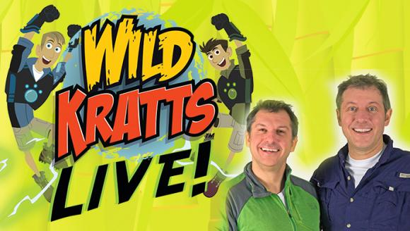 Wild Kratts - Live at Orpheum Theater - Omaha