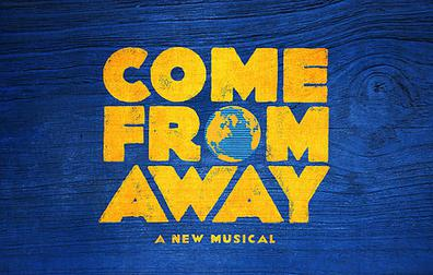 Come From Away at Orpheum Theater - Omaha