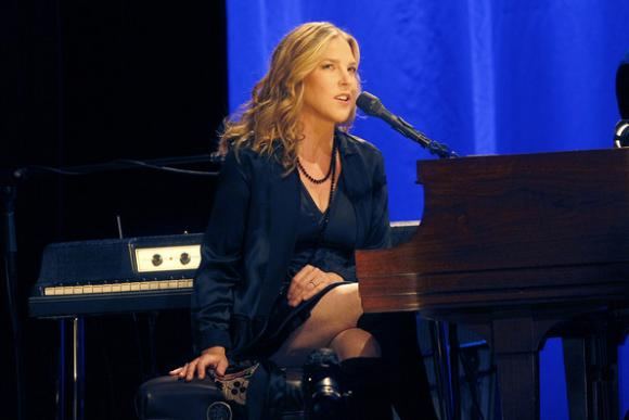 Diana Krall at Orpheum Theater - Omaha