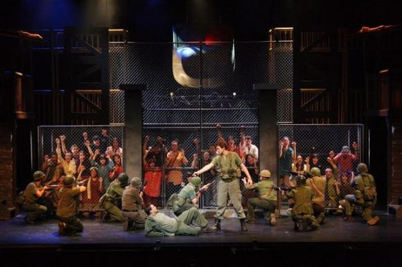 Miss Saigon at Orpheum Theater - Omaha
