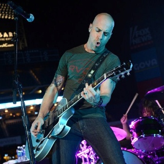 Daughtry at Orpheum Theater - Omaha