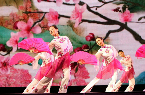 Shen Yun Performing Arts at Orpheum Theater - Omaha