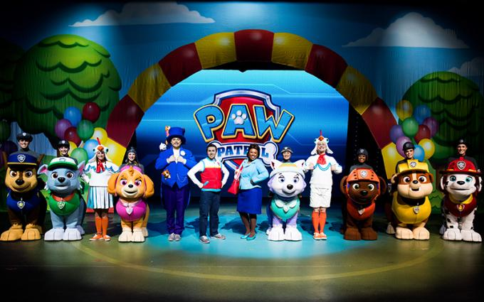PAW Patrol Live at Orpheum Theater - Omaha