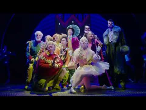 Charlie and the Chocolate Factory at Orpheum Theater - Omaha