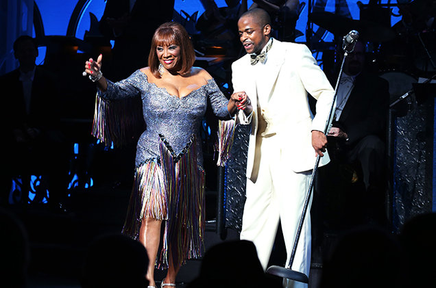 Patti LaBelle at Orpheum Theater - Omaha