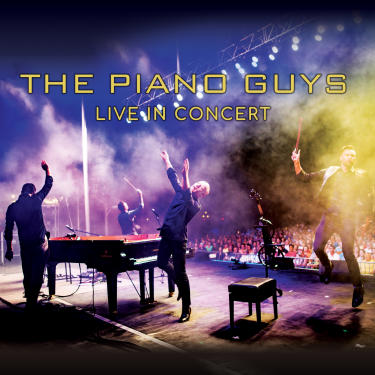 The Piano Guys at Orpheum Theater - Omaha