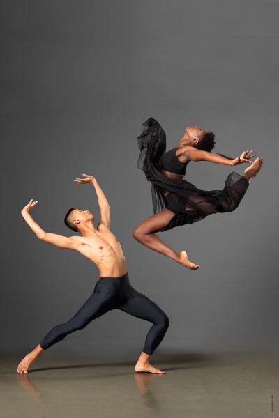 Ailey II Dance Company at Orpheum Theater - Omaha