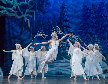 American Midwest Ballet: The Nutcracker at Orpheum Theater - Omaha