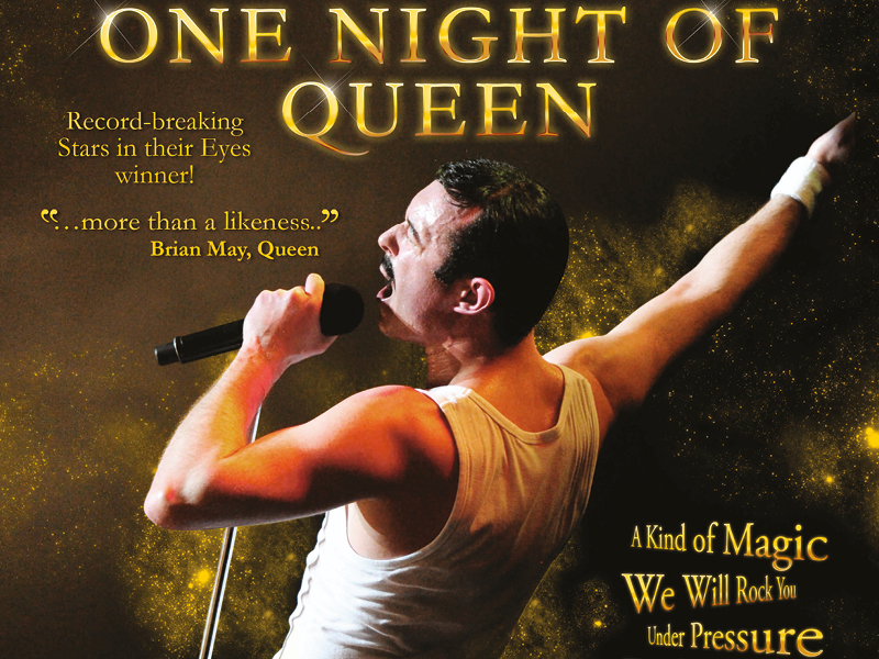 One Night Of Queen at Orpheum Theater - Omaha