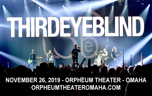 Third Eye Blind at Orpheum Theater - Omaha