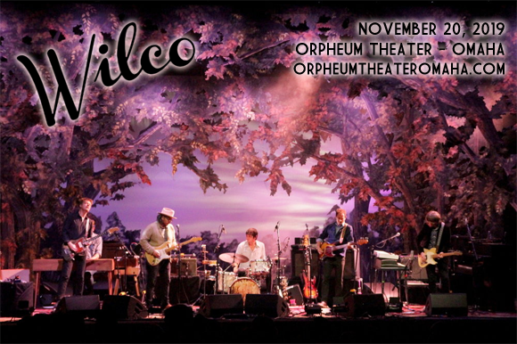 Wilco at Orpheum Theater - Omaha