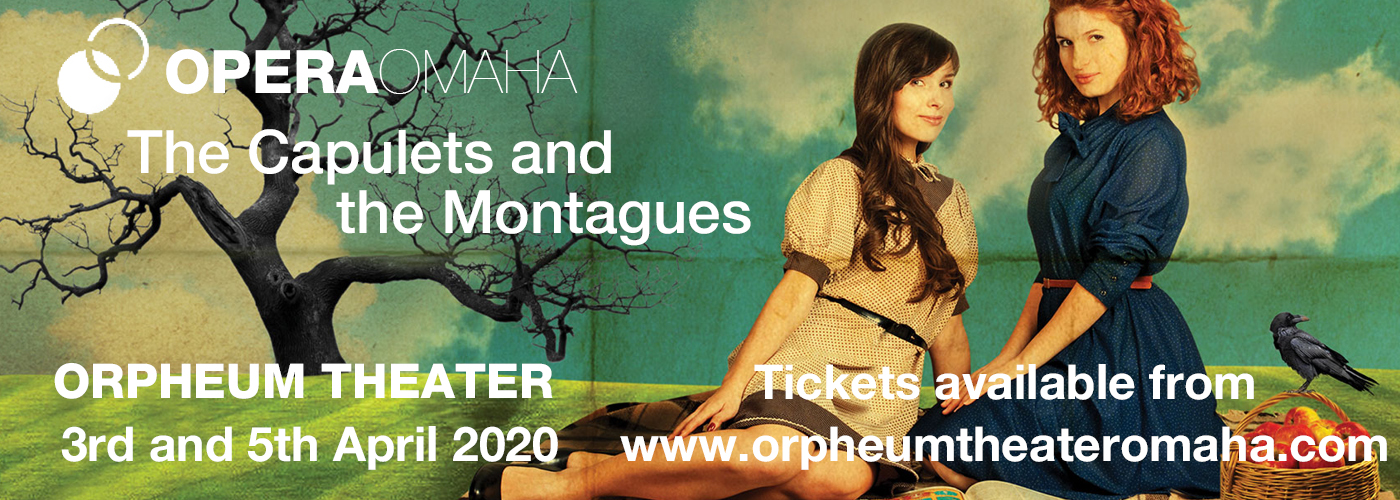 Opera Omaha: The Capulets and Montagues at Orpheum Theater - Omaha