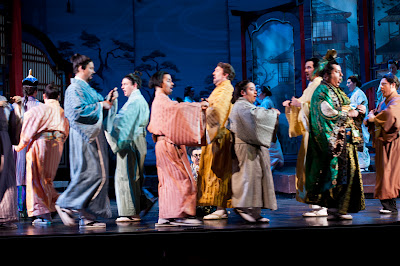 Opera Omaha: Abudction from the Seraglio at Orpheum Theater - Omaha