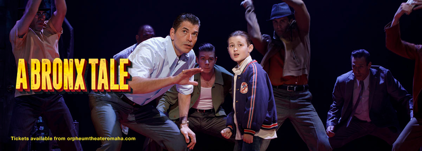Bronx Tale on stage