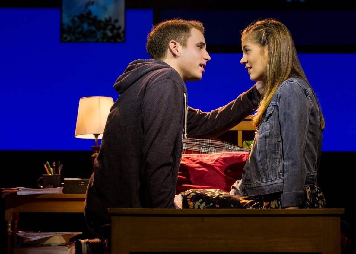 Dear Evan Hansen at Orpheum Theater - Omaha