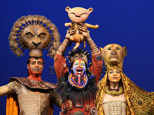 The Lion King at Orpheum Theater - Omaha