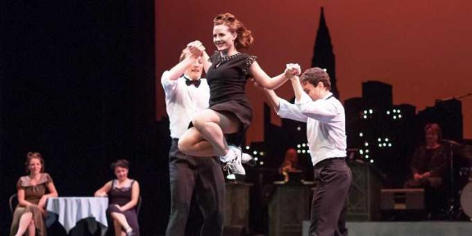 American Midwest Ballet: Swing Swing Swing at Orpheum Theater - Omaha