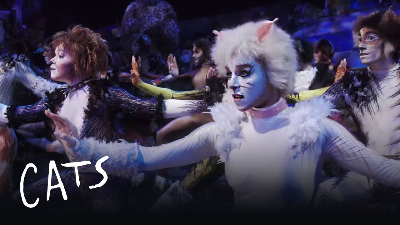 Cats at Orpheum Theater - Omaha