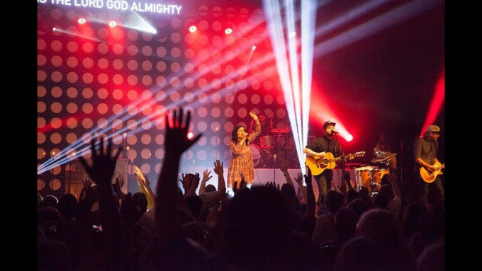 Kari Jobe at Orpheum Theater - Omaha