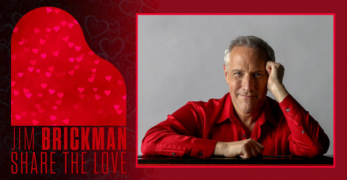 Jim Brickman at Orpheum Theater - Omaha