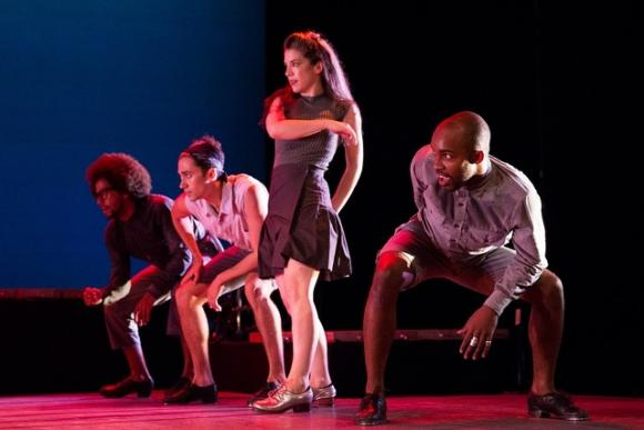 Dorrance Dance at Orpheum Theater - Omaha