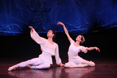 Russian National Ballet: Romeo and Juliet & Carmen at Orpheum Theater - Omaha
