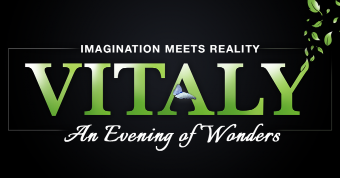 Vitaly: An Evening of Wonders [CANCELLED] at Orpheum Theater - Omaha